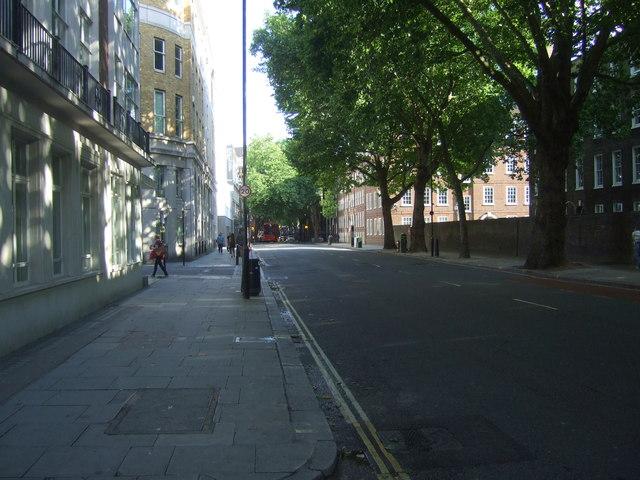 Gray's Inn Road, London