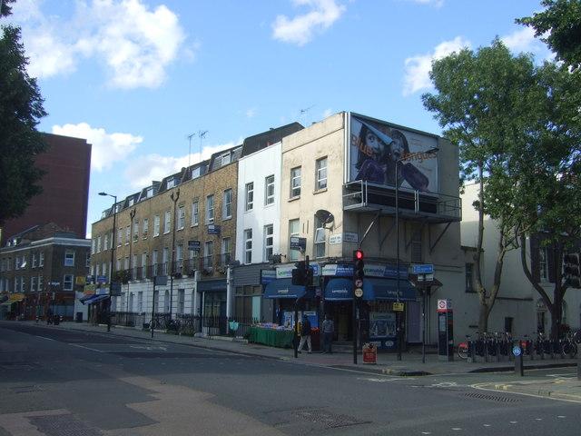 Shop on Gray's Inn Road, London