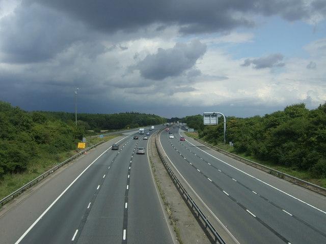 M11 Motorway, Junction 7