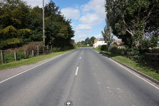 Street Lane, Bubwith