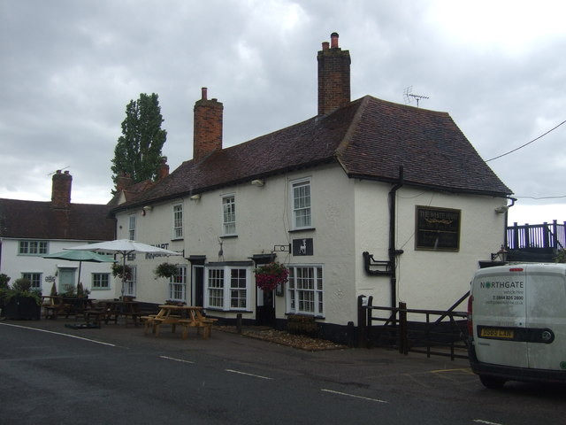 The White Hart Inn, Moreton