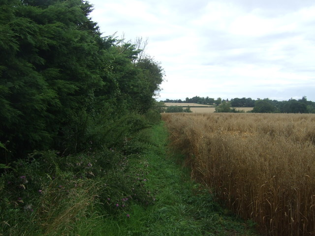 Footpath to Miller's Green