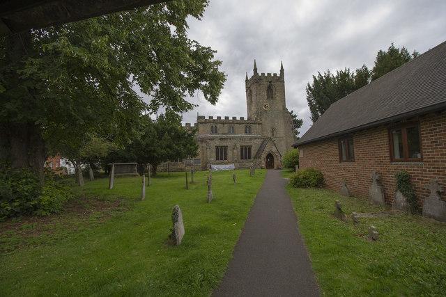 All Saints Church Aston