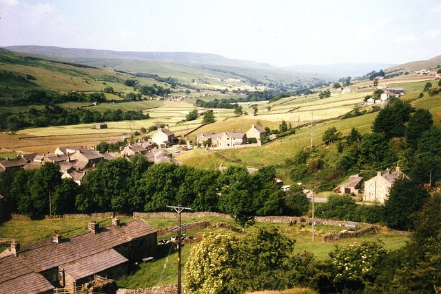 Gunnerside and Swaledale