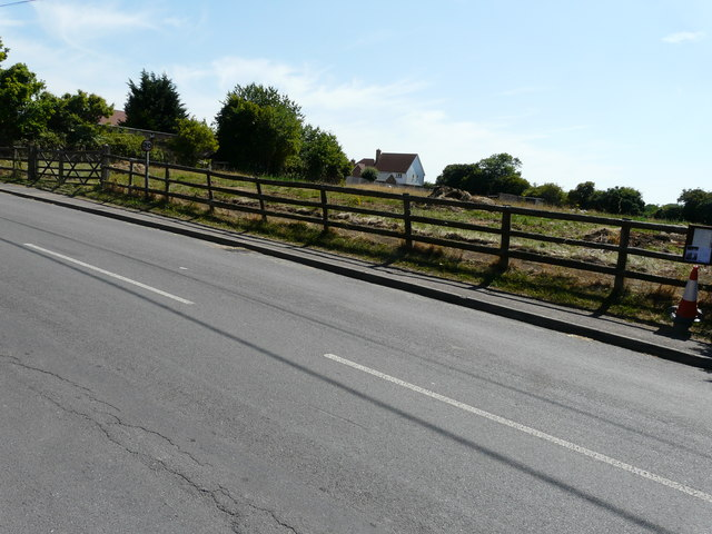 Development land, Roman Road