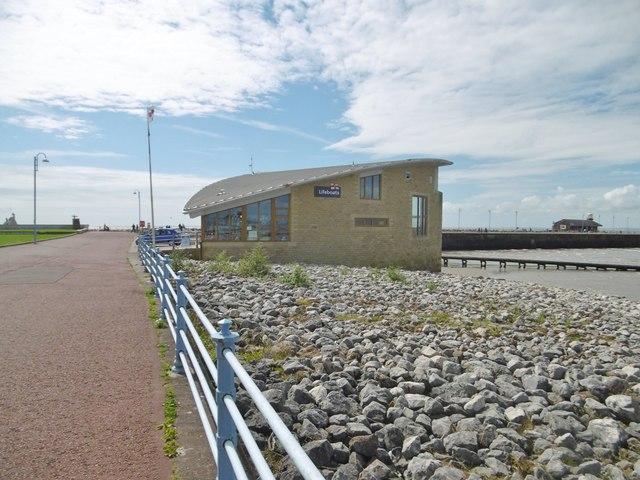 Morecambe Lifeboat Station