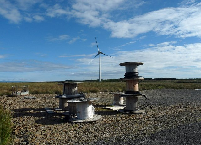 Lochend Wind Farm, Caithness