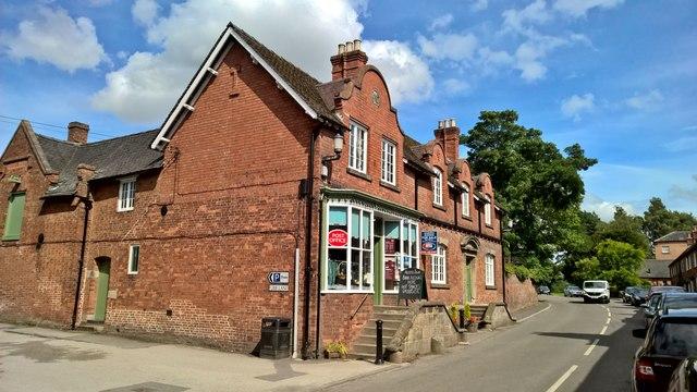 Sudbury village shop and Post Office