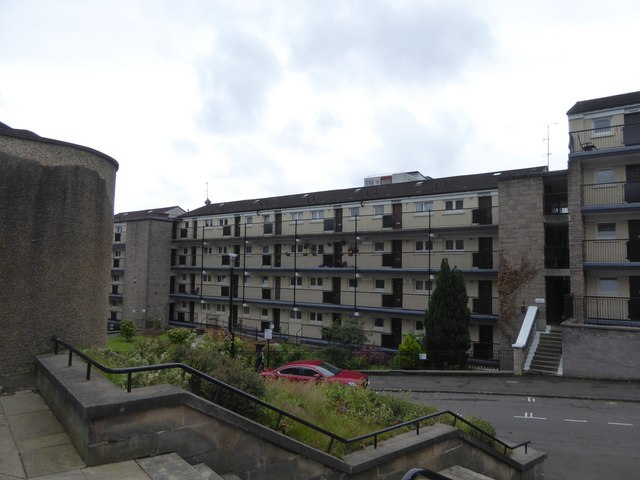 Flats in Drygate