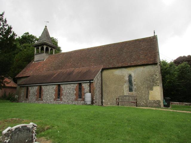 St. Andrew's church, Kilmeston