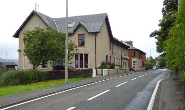 Shore Road, Skelmorlie