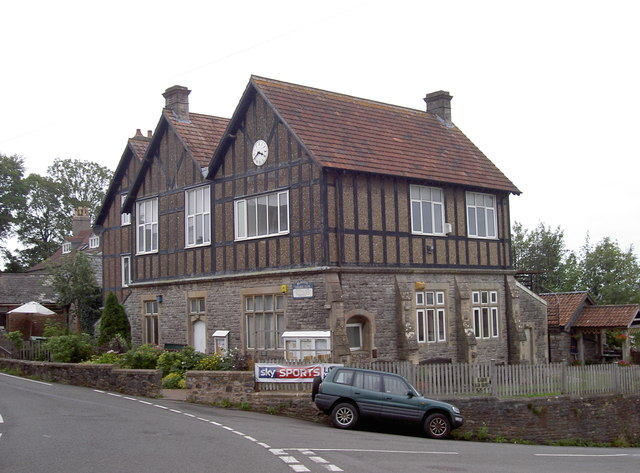 The Village Club meets here