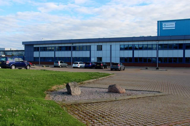 Offices in Aberdeen Business Park