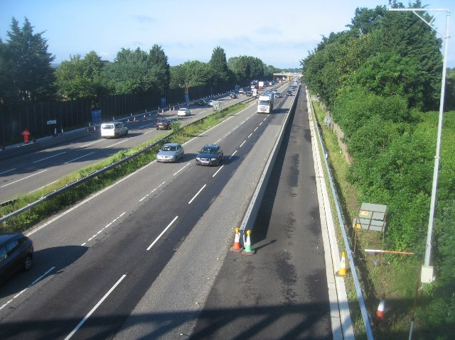 Creating a 'Smart' lane on the M3