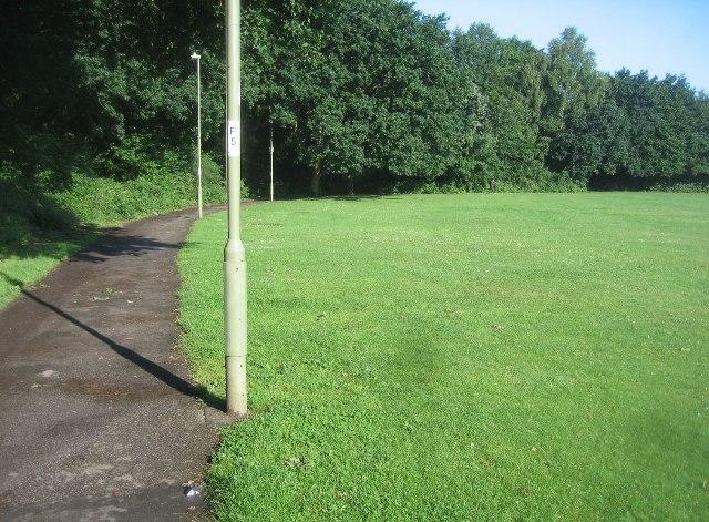 Moor Road playing field