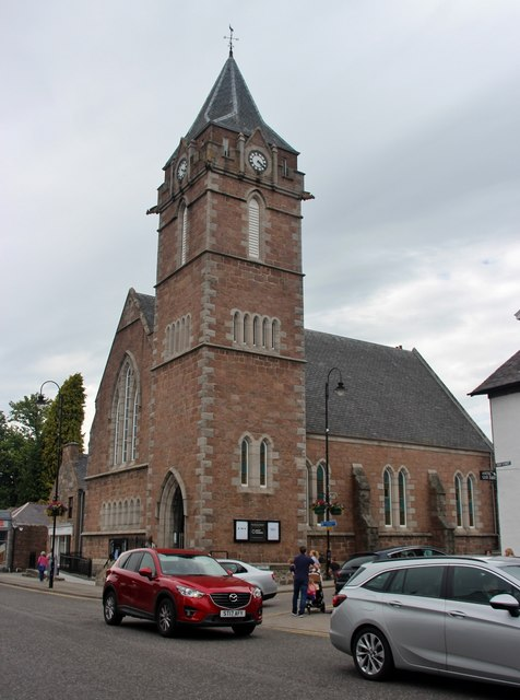 West Church, Banchory