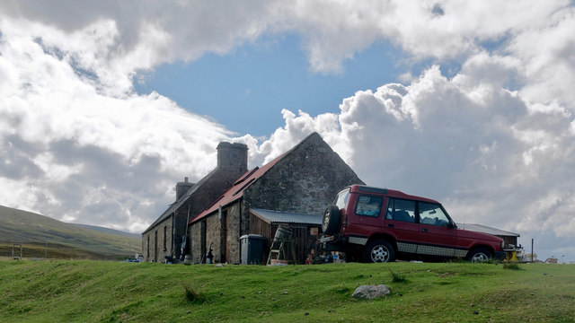 Corriefearn Crofthouse