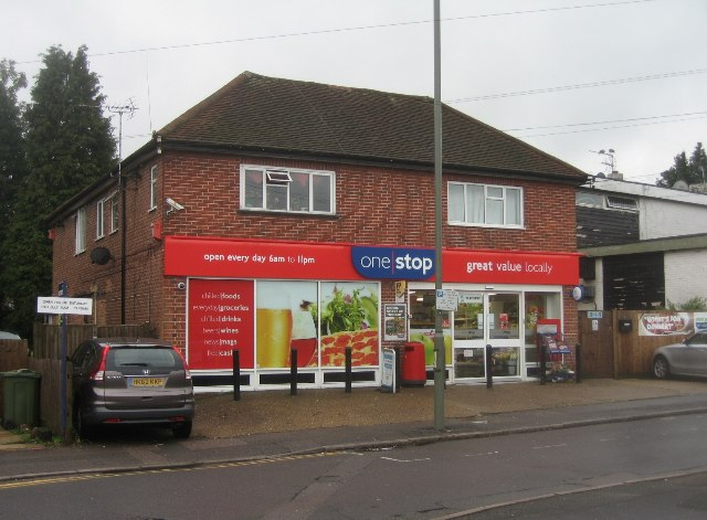 One Stop - Old Palace Road