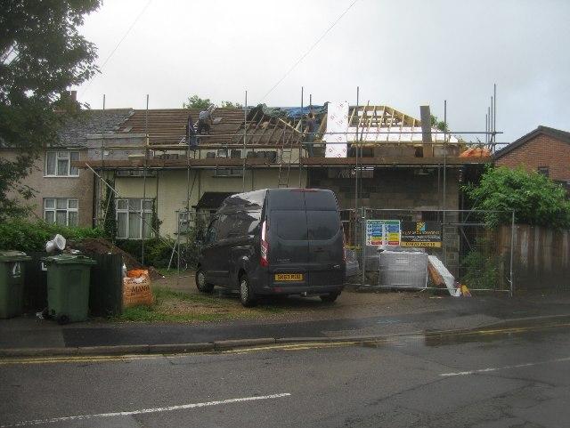 Extension building - Elmside