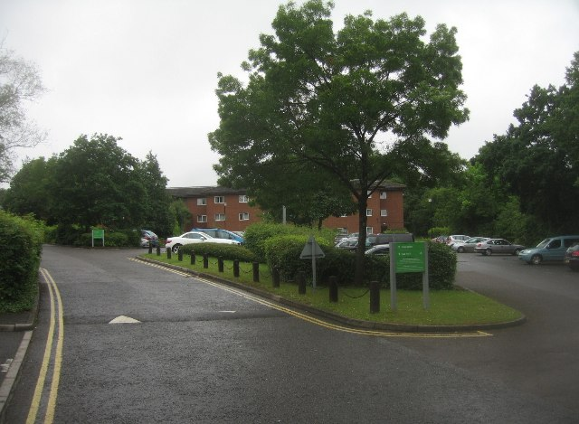 Parking - Holiday Inn Guildford