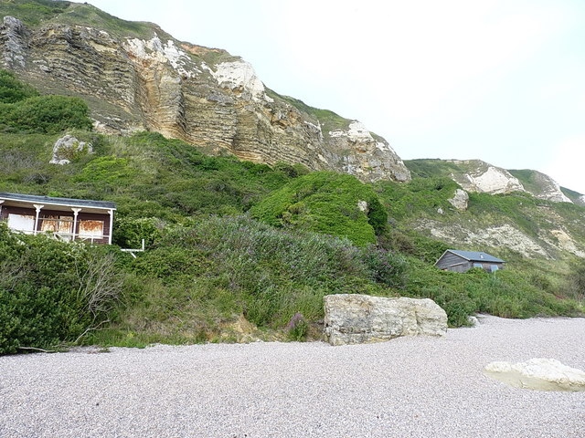 The last of the Sea Shanty buildings