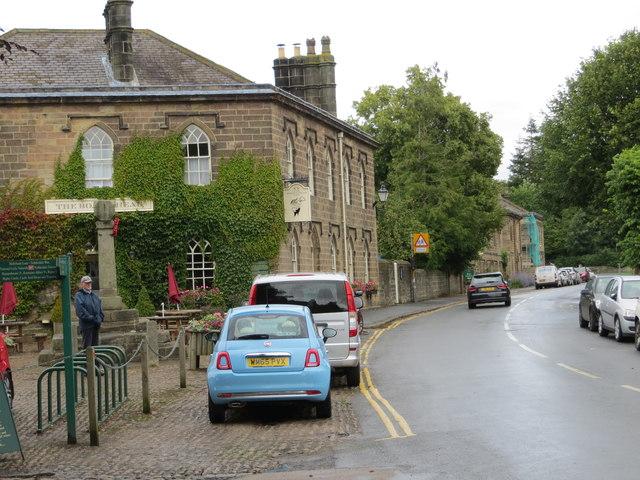 Main Street in Ripley