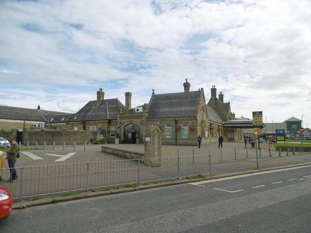 Morecambe, former station