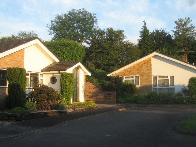 Houses in Kings Orchard