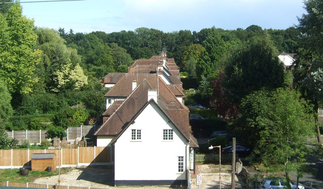 Houses on Shenfield Gardens, Brentwood