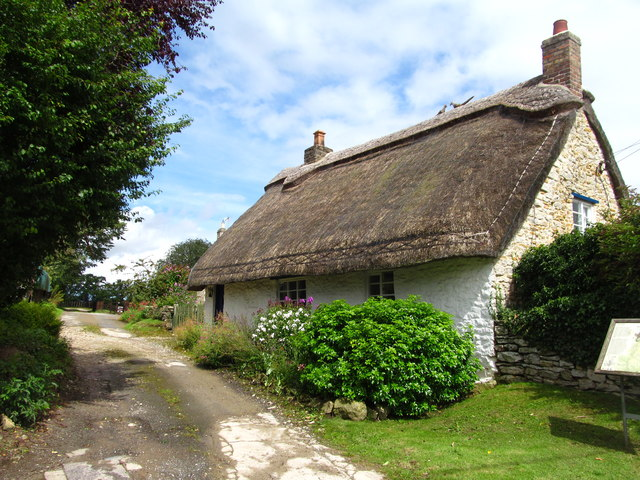 Thatched cottage, Beadlam