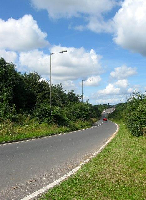 A27 Slip Road
