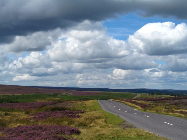 The road to Goathland