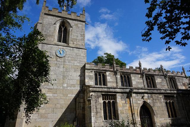 All Saints Church, Bubwith