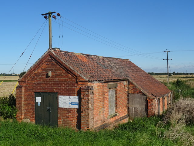 Blackdyke Pumping Station South St Owston Ferry Isle of Axholme North Lincolnshire