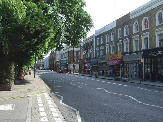 Essex Road, Islington, London N1