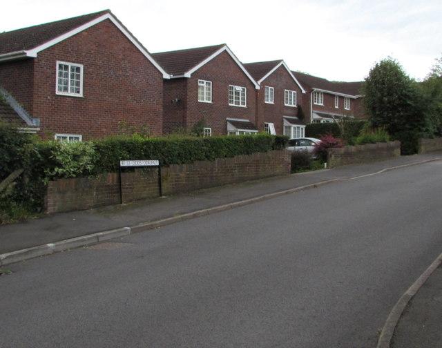 South side of Poplars Road, Mardy