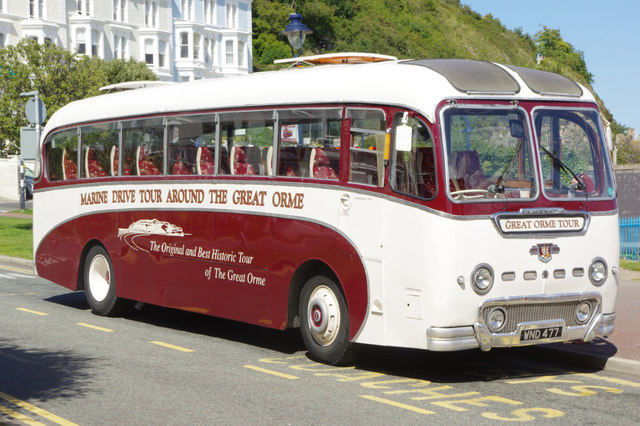 Great Orme Tour