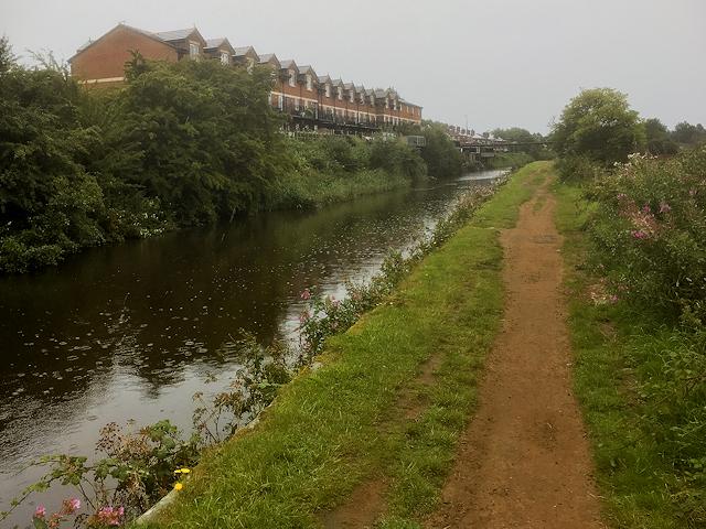 Leeds and Liverpool Canal, Navigation Bank