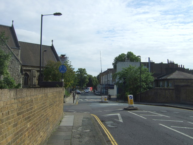 King Henry's Walk, London N1