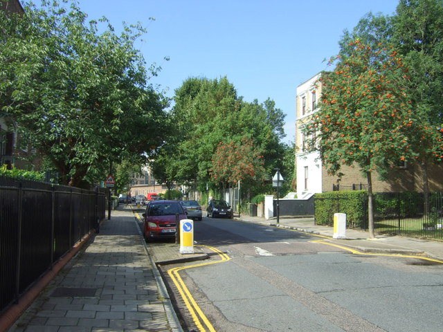 King Henry's Walk, London N1