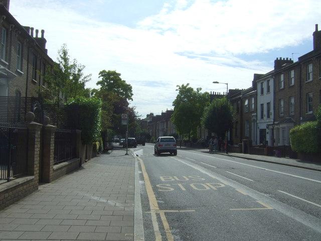 Graham Road, Dalston, London E8