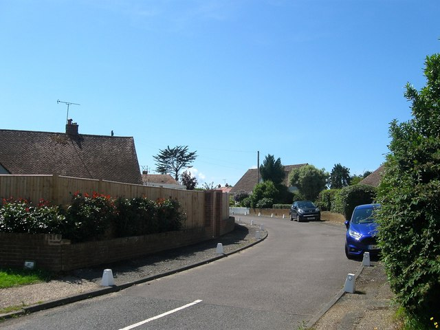 Langbury Close, Ferring