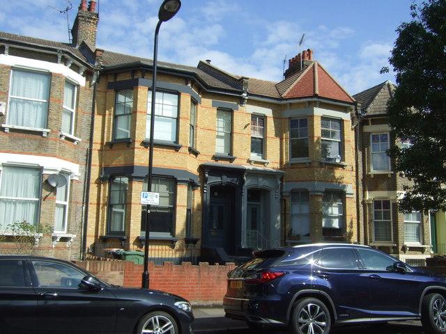 House on Mildenhall Road, London, E5