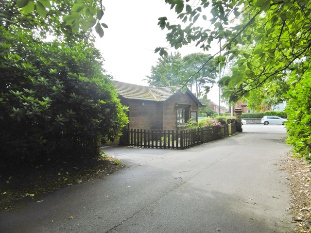 St Helens, lodge