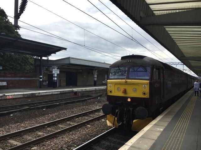 Wakefield Westgate railway station