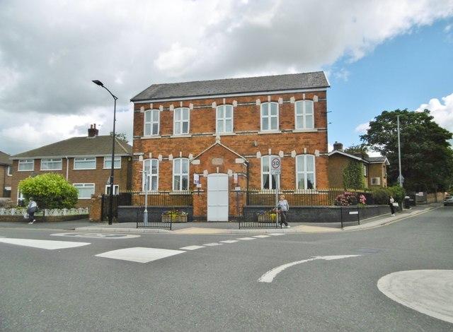 Rainford, former Sunday School
