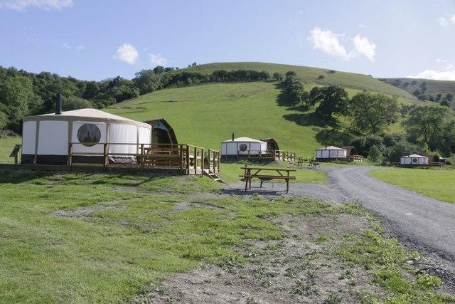 New Yurts