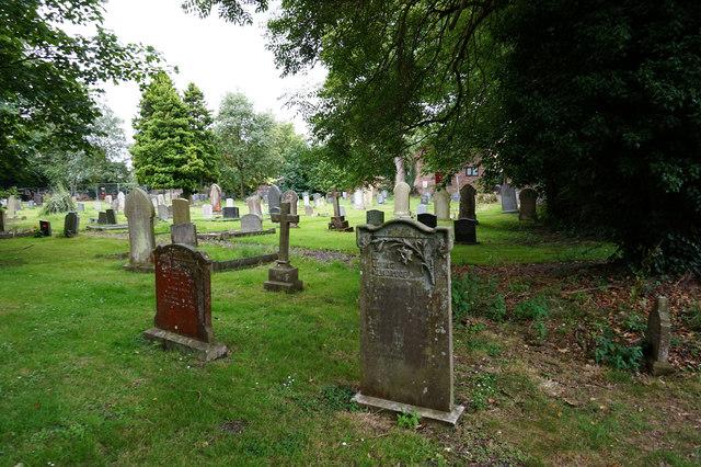 All Saints Church Graveyard, Bubwith