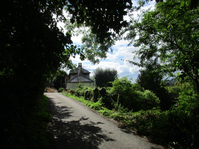 Frome Hall Lane