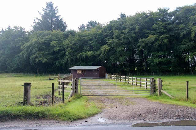 Stable at Redmoss